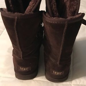 UGG Shoes - 💗💗Brown Lace Up UGGS💗💗